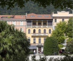 Apartment Cavour: Outside view