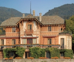 Villa Cima: Outside view