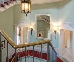 Villa Cima: Stair
