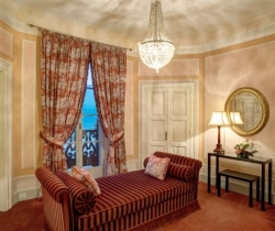 Villa Cima: Living room