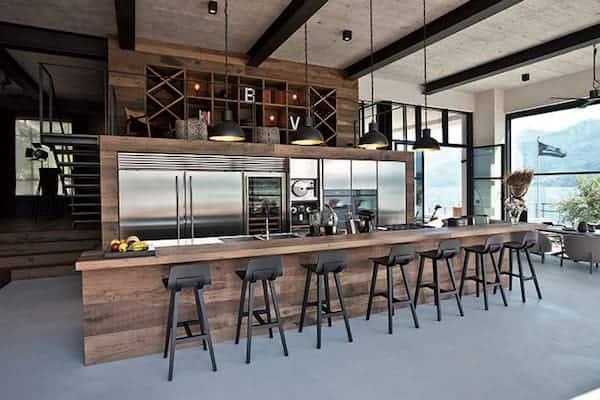 Villa Elementi-Kitchen