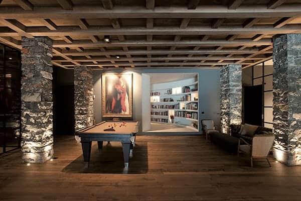 Villa Elementi-Entertaining area
