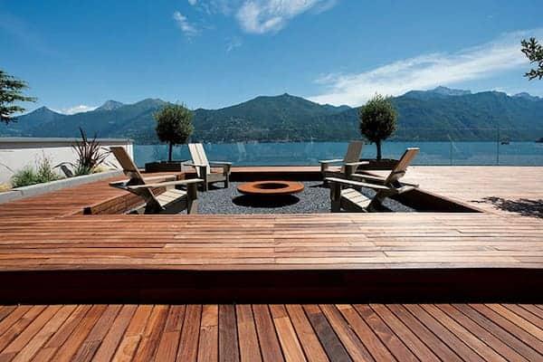 Villa Elementi-Outdoor chill out area