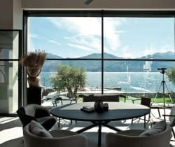 Villa Elementi-Living area
