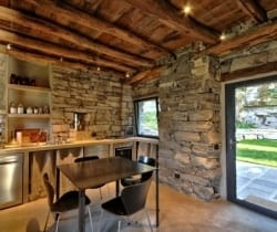 Villa Felce: Kitchen
