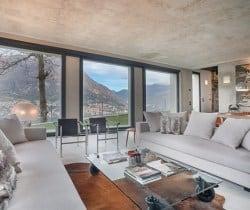 Villa Felce: Living area