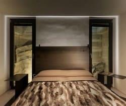 Villa Felce: Bedroom