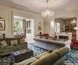 Villa Garrovo - Living area