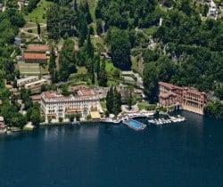 Villa Garrovo - Aerial views