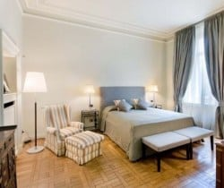 Villa Griante: Bedroom
