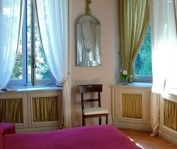 Villa Imperatore: Bedroom