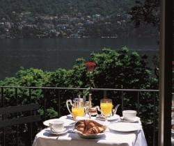 Villa Malakoff: Balcony