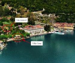 Villa Malakoff: View