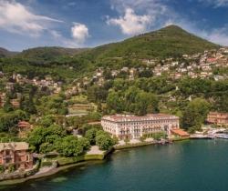 Villa Malakoff: Aerial views