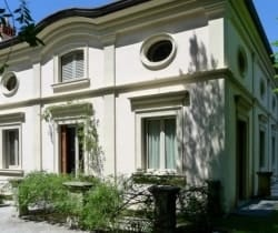 Villa Riccardi: Outside view