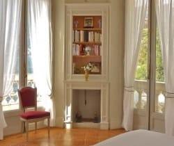 Villa Riccardi: Bedroom