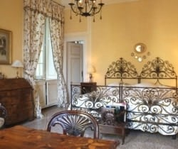 Villa Sibilla: Bedroom