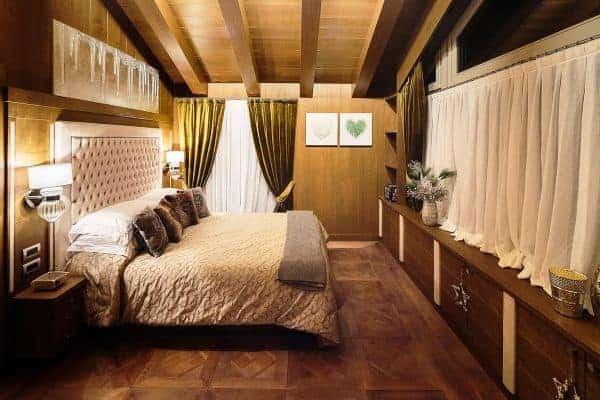 Chalet Castello-Bedroom