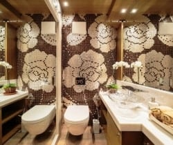 Chalet Castello-Bathroom