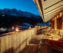 Chalet Castello-Outside views