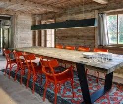 Chalet Krystal - Dining area