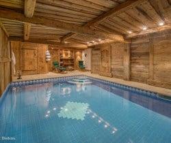 Chalet Arctica: Pool