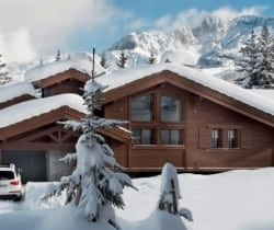 Chalet Kurma: Outside view