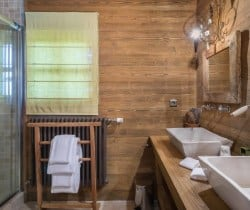 Chalet Tovet-Bathroom