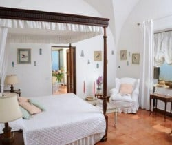 Villa Adriano-Bedroom