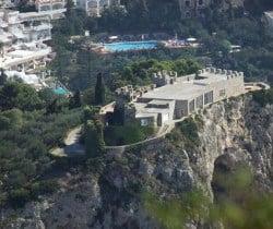 Villa Adriano-Outside views