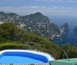 Villa Adriano-Terrace views