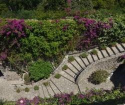 Villa Adriano-Entrance