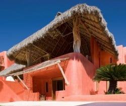 Villa Cactus - Outside view