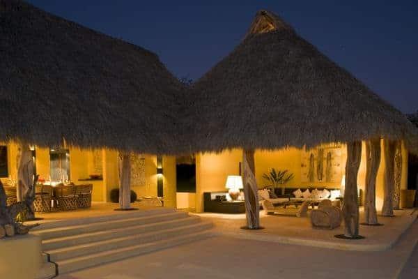 Villa Palapa- Outside view