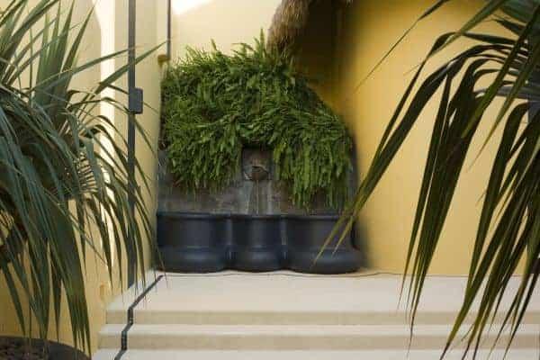 Villa Palapa - Entrance hall