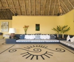 Villa Palapa - Living room