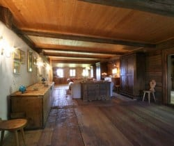 Chalet Fox - Living area