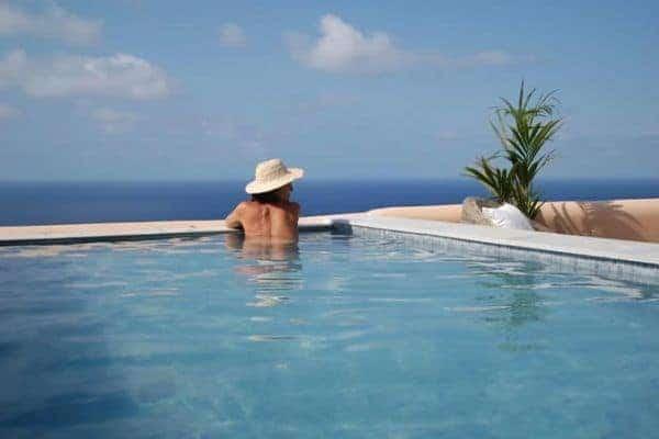 Villa Anindita: Pool