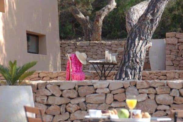 Villa Anindita: Outdoor chill out area