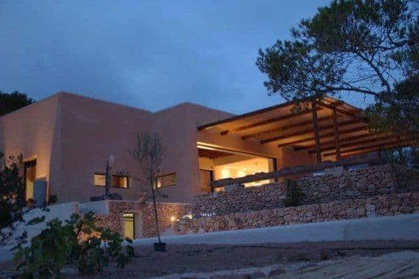 Villa Anindita: Outside view