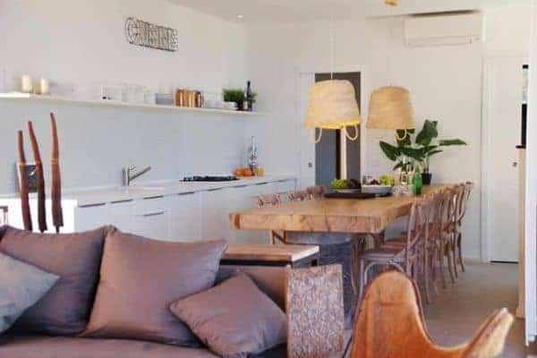 Villa Anindita: Kitchen
