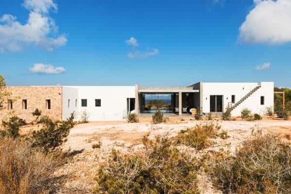 Villa Fransisco-Exteriors
