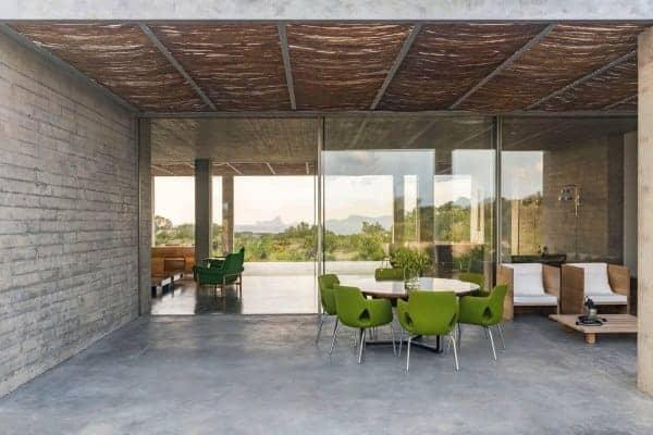 Villa Fransisco-Al fresco dining area