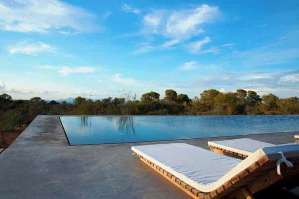 Villa Fransisco-Outdoor chill out area
