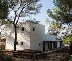 Villa Thula - Al fresco dining area
