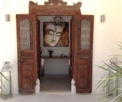 Villa Almira - Main entrance