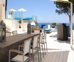 Villa Almira - Al fresco dining area