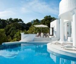 Villa Azul: Outside view