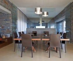 Villa Kabi-Dining room