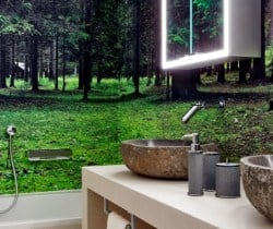 Chalet Coco-Bathroom
